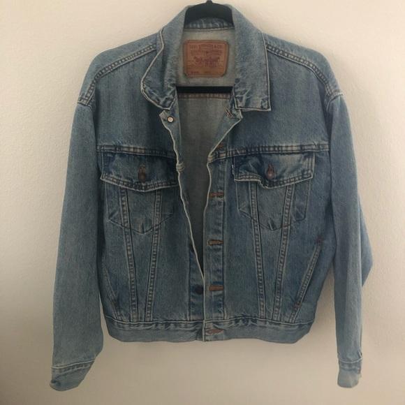 Levi's Jackets & Blazers - Vintage Levi's Medium Wash Denim Jacket